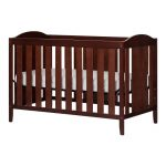 Cherry 2-in-1 Crib with Toddler Rail – Angel