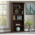 Cherry 5-Shelf Bookcase – Yorktown