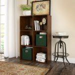 Cherry 6-Cube Bookcase – Ironworks