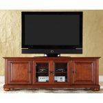 Cherry 60 Inch Low Profile TV Stand – Alexandria