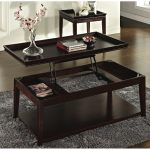 Cherry Brown Lift Top Coffee Table – Clemson