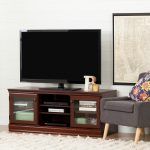 Cherry Brown TV Stand (54 Inch) – Morgan