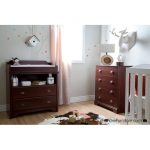 Cherry Changing Table – Fundy Tide