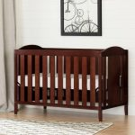 Cherry Crib, Mattress & Toddler Rail – Angel