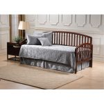 Cherry Daybed with Pop-Up Trundle – Carolina