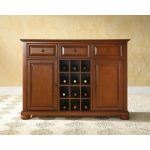 Cherry Wine Buffet Server – Alexandria