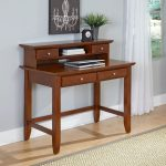 Chesapeake Cherry Student Desk with Hutch