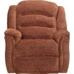 Chianti Burgundy Power Rocker Recliner – Max