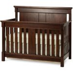 Child Craft Select Cherry Child Craft 4-in-1 Convertible Crib