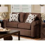 Chocolate Brown Full Sofa Bed – Jojo