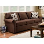 Chocolate Brown Queen Sofa Bed – Jojo
