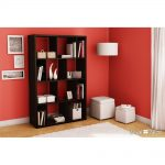 Chocolate Shelving Unit with 12 Compartments – Reveal