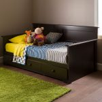 Chocolate Twin Daybed with Storage – Summer Breeze