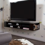 Chocolate Wall-Mounted Media Console (66 Inch) – City Life