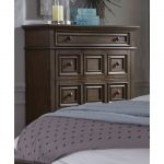 Classic Brown Chest of Drawers – Lucca
