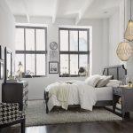 Classic Contemporary Gray 6-Piece Queen Bedroom Set – 5th Avenue