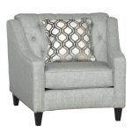 Classic Contemporary Gray Chair – Finneran