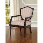 Classic Red Dot Accent Chair – Charlotte