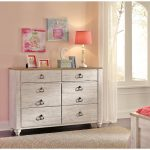 Classic Rustic Whitewashed Youth Dresser – Millhaven