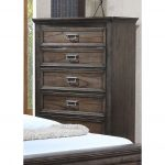Classic Traditional Antique Brown Chest of Drawers – Campbell