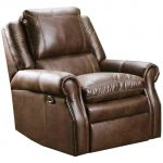 Classic Traditional Brown Rocker Recliner – Shiloh