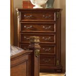 Cognac Brown Traditional Chest of Drawers – Messina