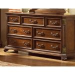 Cognac Brown Traditional Dresser – Messina