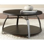 Contemporary Black Coffee Table – Coham