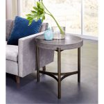 Contemporary Concrete End Table – Magnum