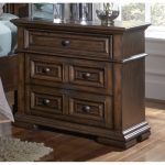Cordovan Brown Traditional Nightstand – Lucca