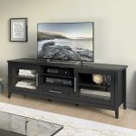 CorLiving Jackson Extra Wide TV Stand