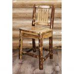 Counter Height Barstool w/ Back