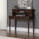 Country Comfort Student Desk and Hutch