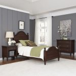 Country Comfort Twin Bed, Nightstand, Chest