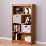 Country Pine 4 Shelf Bookcase -Axess
