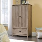 County Line Salt Oak Armoire