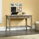 County Line Salt Oak Writing Desk