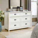 County Line Soft White 6-Drawer Dresser