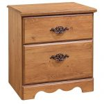 County Pine 2-Drawer Nightstand – Prairie