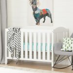 Crib with Toddler Rail – Cuddly Collection