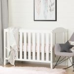 Crib with Toddler Rail – Reevo