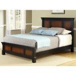 Dark Cherry King Size Bed- Aspen