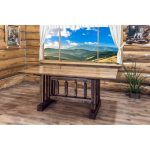 Dining Table – Country Homestead Trestle Based