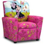 Disney's Minnie Mouse Cuddly Cuties Kid's Recliner