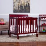 Dream On Me Convertible 4-in-1 Mini Crib