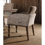 Driftwood Dining Room Chair – Metropolitan