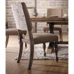 Driftwood Script Dining Chair – Metropolitan Collection