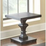 Ebony End Table – Dory