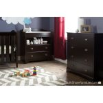 Espresso 4-Drawer Chest – Fundy Tide
