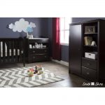 Espresso Changing Table – Fundy Tide